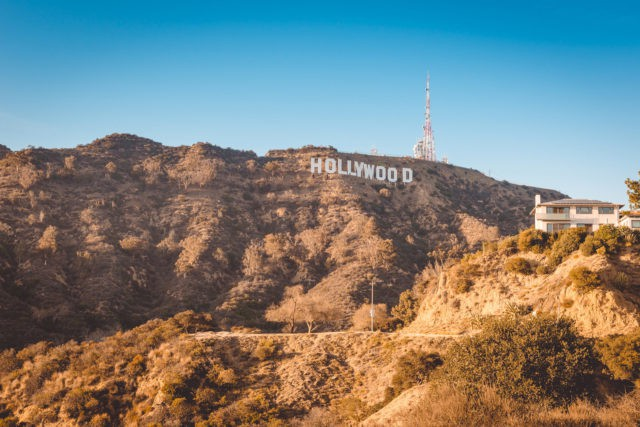 Hollywood Sign, Los Angeles