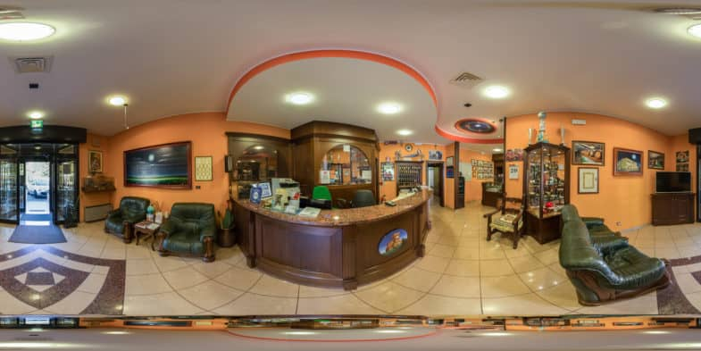 Street View Google e Google Maps – Hotel San Pellegrino -Spilamberto